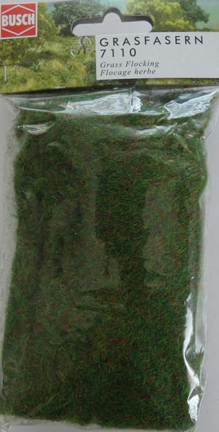 BUSCH 7110 Dark Green Mix Static Grass 2-3mm (20g)