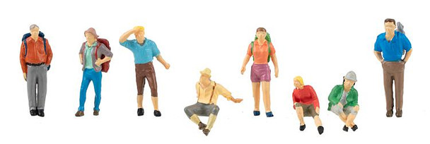 FALLER 151603 'The Mountains Are Calling' 00/HO Model Figures