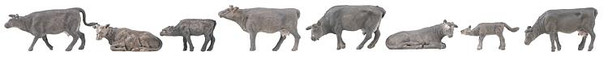 FALLER 151905 Mountain Cows 00/HO Model Animals
