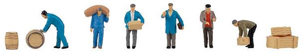 FALLER 151609 Warehouse Workers 00/HO Model Figures