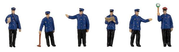 FALLER 151623 Railway Staff 00/HO Model Figures