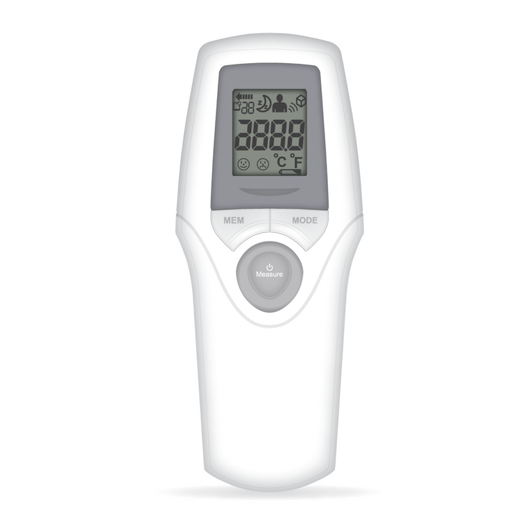 AViTA Non-Contact Infrared Thermometer