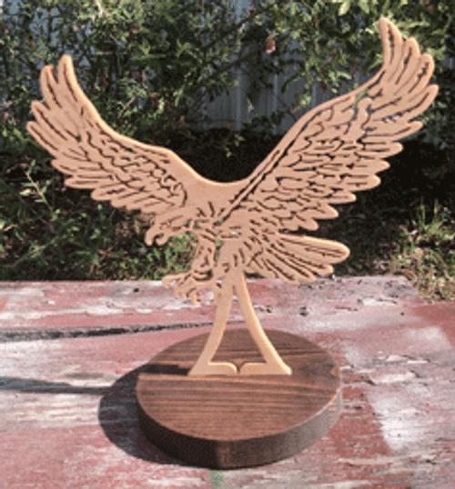 Freestanding figurine - Eagle