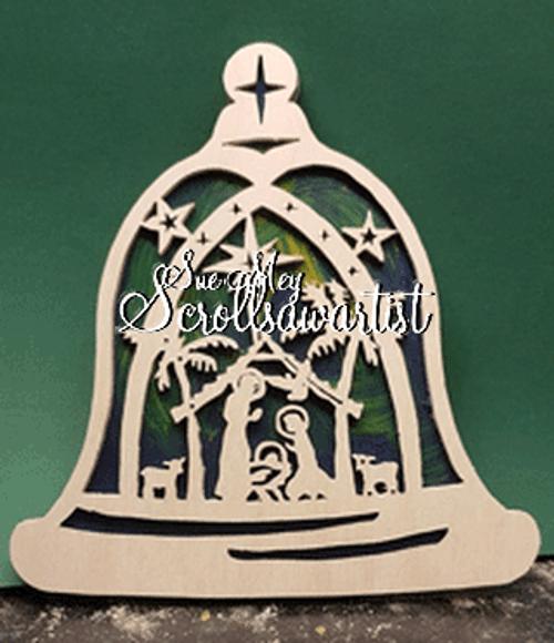 Nativity bell #2