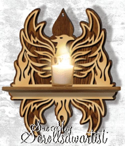 scroll saw phoenix shelf