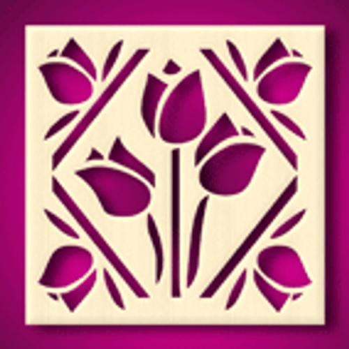 Tulips box  (TR033)