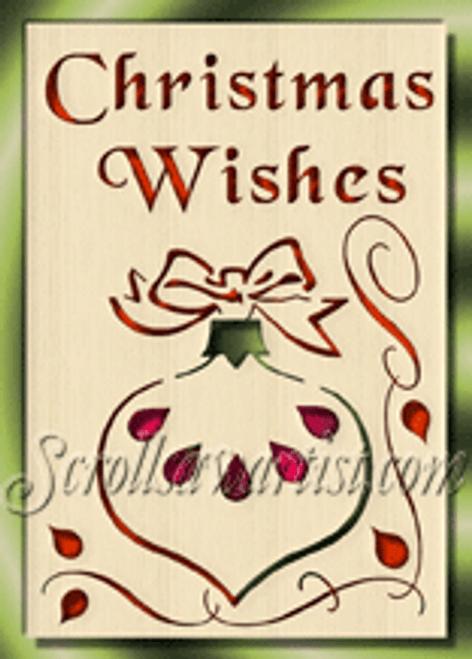 Christmas card (CH016)