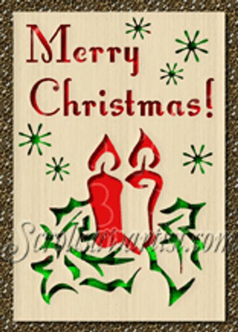 Christmas card (CH017)