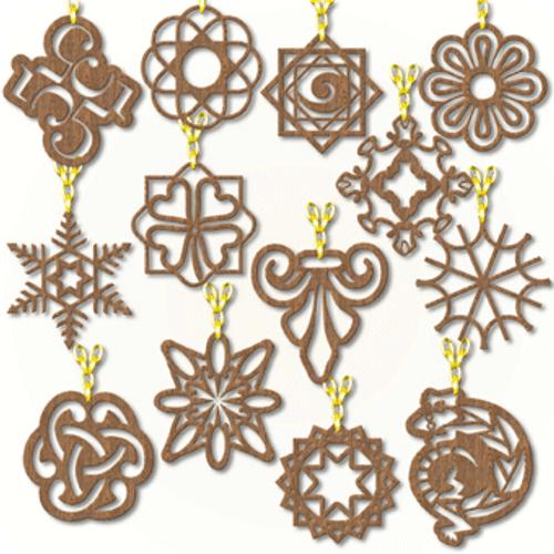 Set of 13 Pendants (MI038)