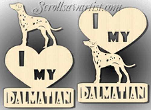 Dalmatian (DO052)