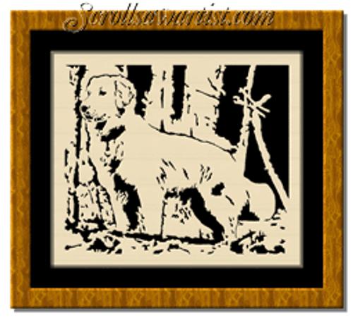 Golden Retriever (DO026)