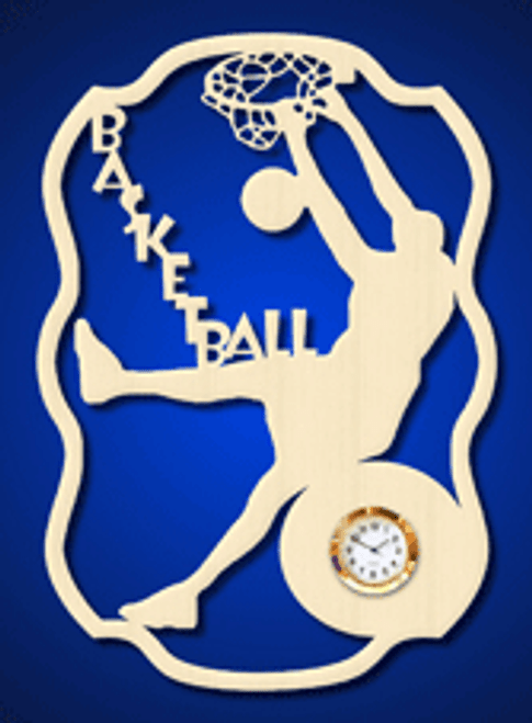 Basketball clock (CL089)