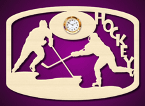 Hockey clock  (CL091)