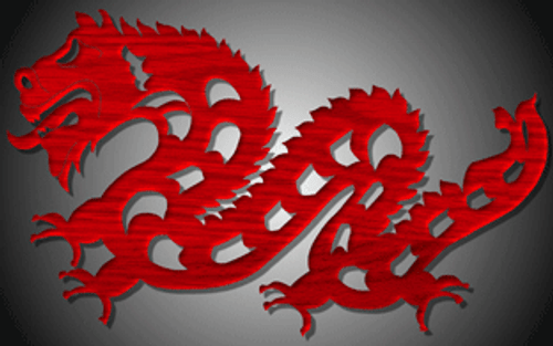 Chinese dragon  (OR005)