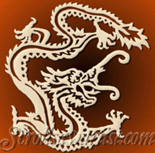 Chinese Dragon (OR024)