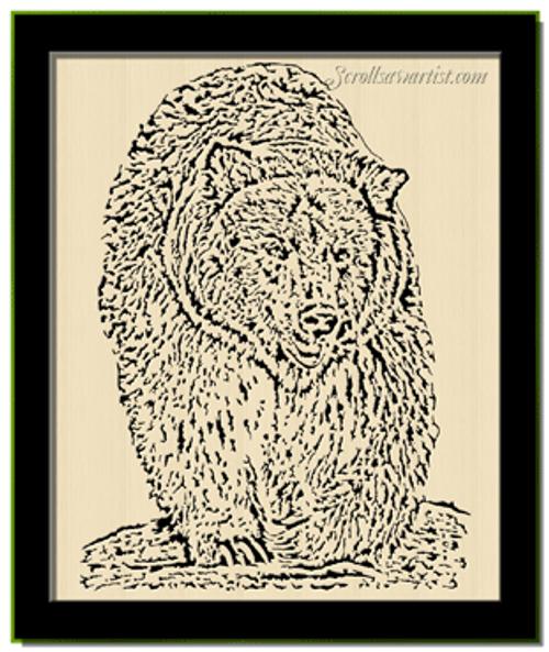 Black bear (WL038)