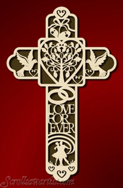 Anniversary cross (CE047)