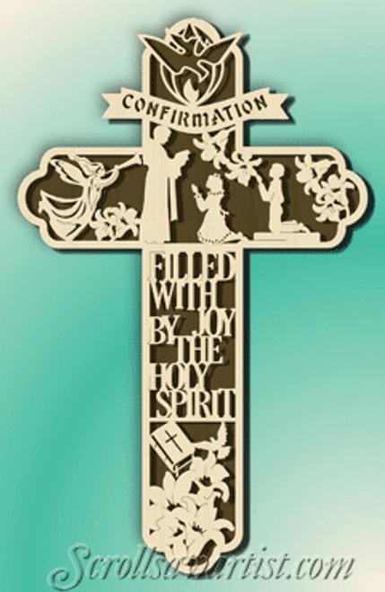 Confirmation cross (CE054)