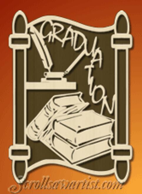 Graduation plaque (CE007)