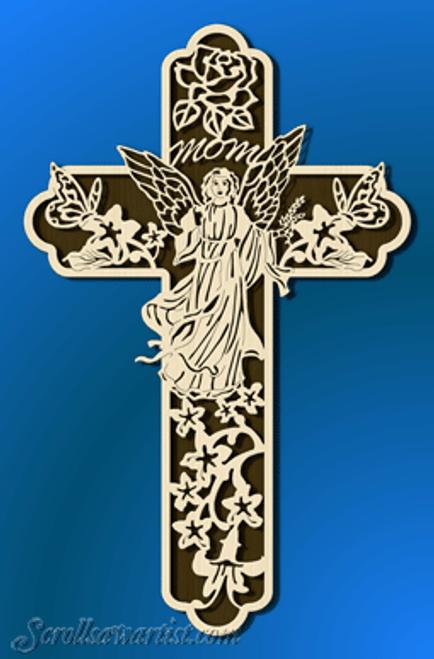 Mother's cross (CE048)