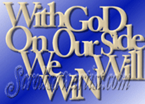 God on our side (WO058)