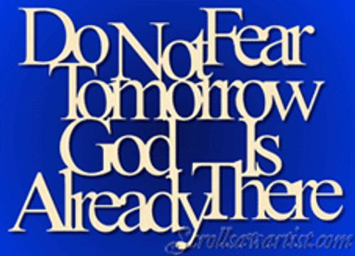 Do Not Fear (WO077)