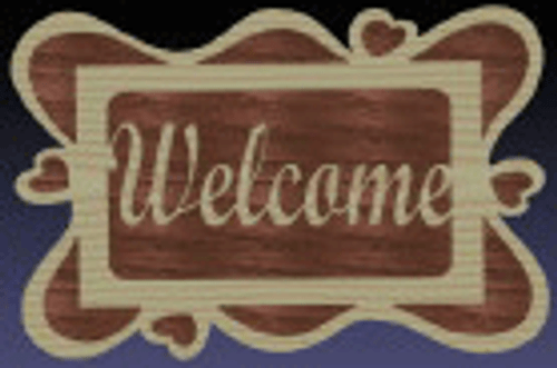 Hearts Welcome (SI007)