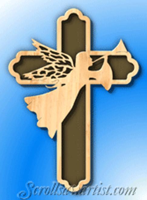 Angel cross (RE170)