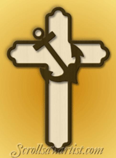 Anchor cross (RE183)