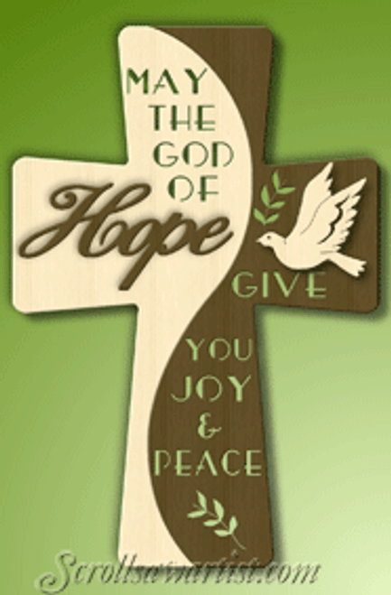 Hope cross (RE275)