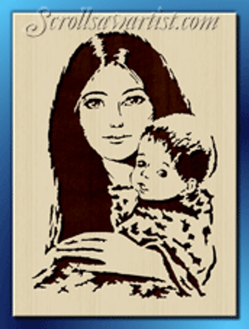 Mother & child (RE359)