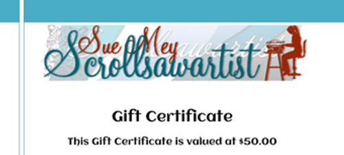 Gift Certificate (NWC036)