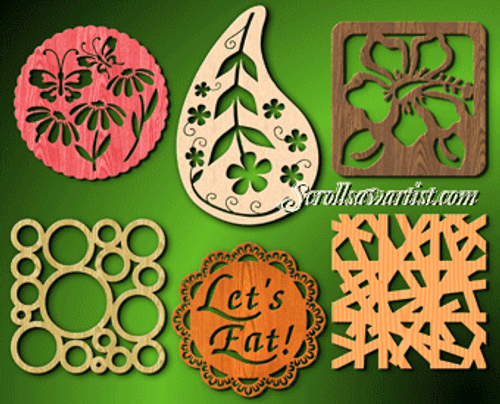 Assorted trivets (NW1530)