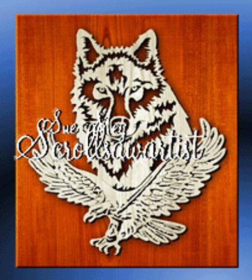 Wolf Eagle