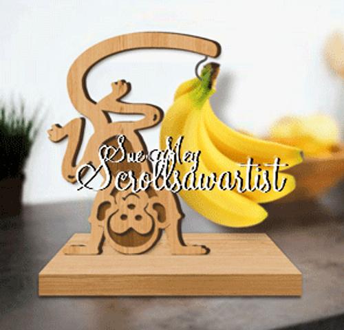 Monkey banana stand