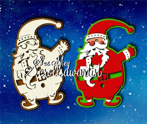Jolly Santa #2