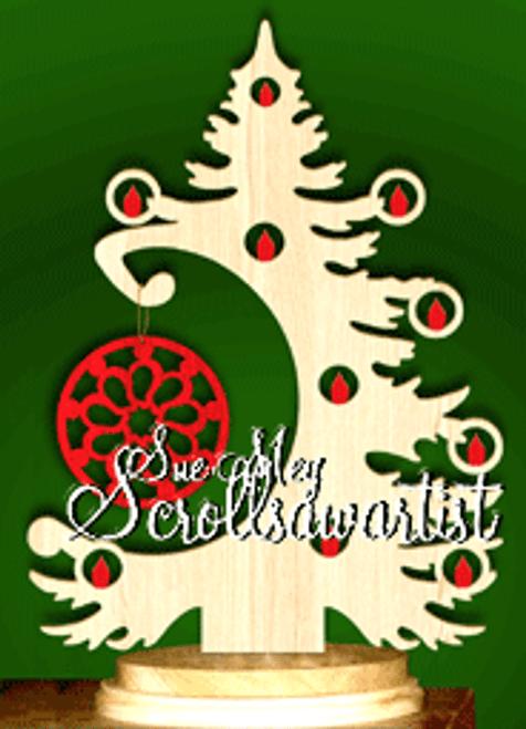 Ornament tree #13