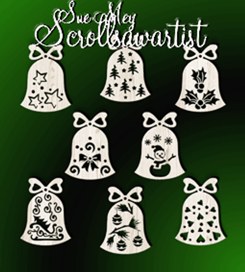Bell ornaments #3