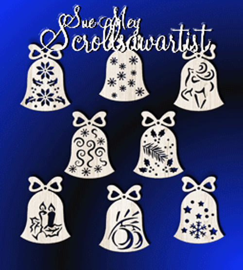 Bell ornaments #4