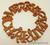 Merry Christmas wreath (NW505)