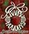 Happy Holidays wreath (NW2866)