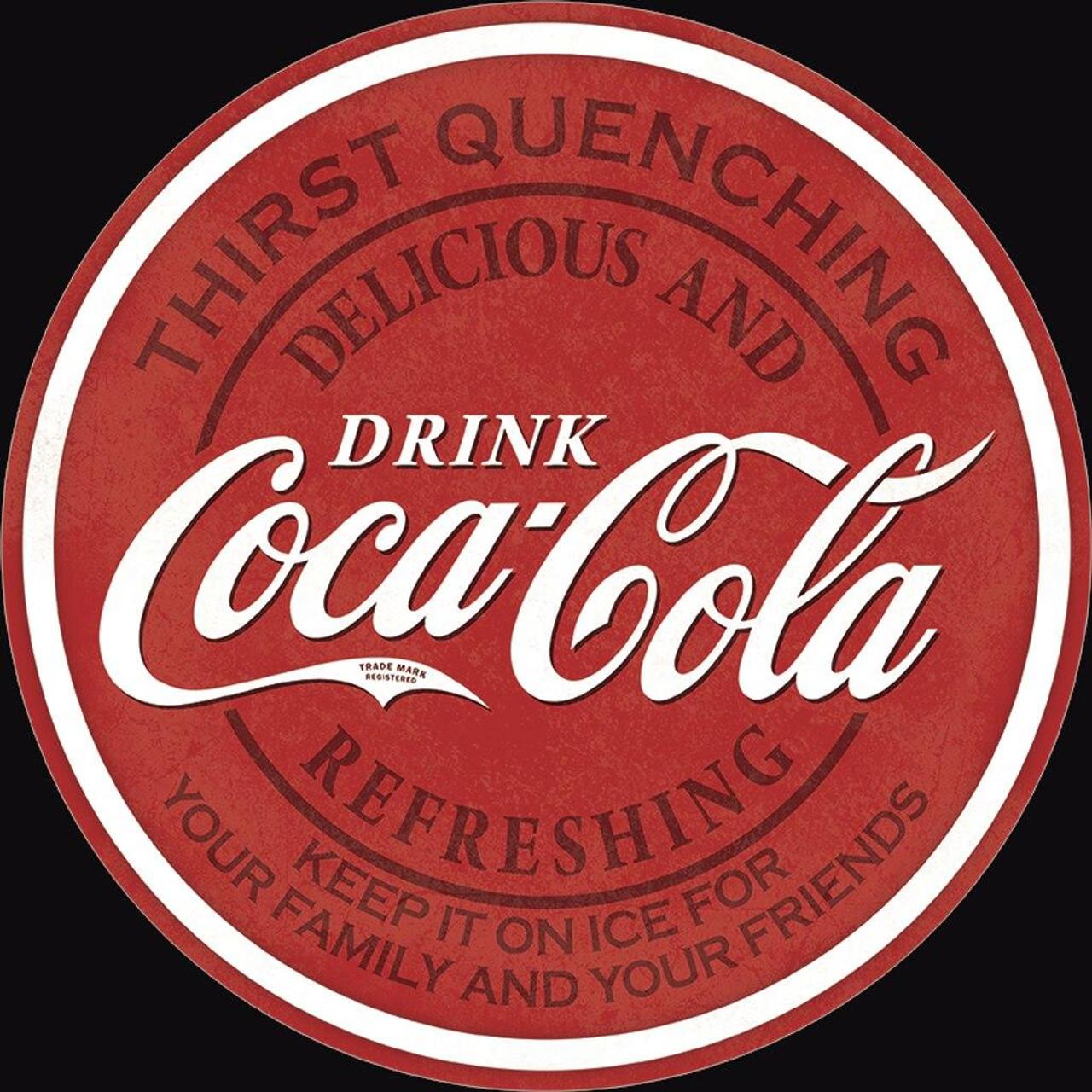 Coca-Cola COKE-Family and Friends