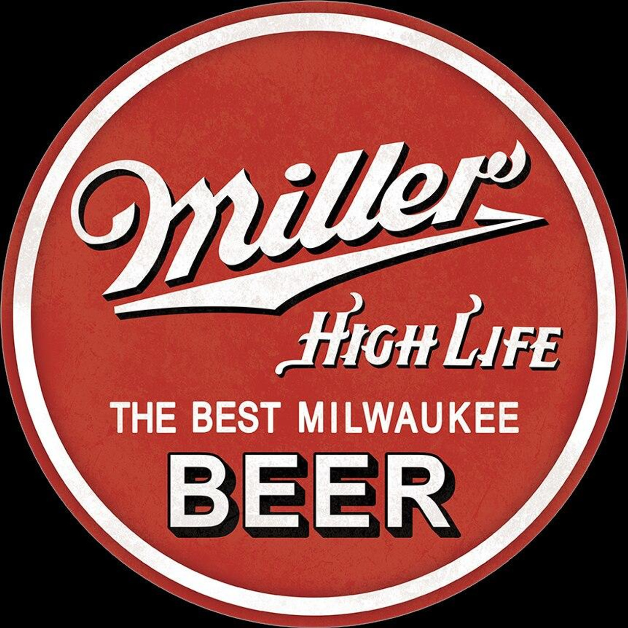 Molson Coors Miller High Life Round