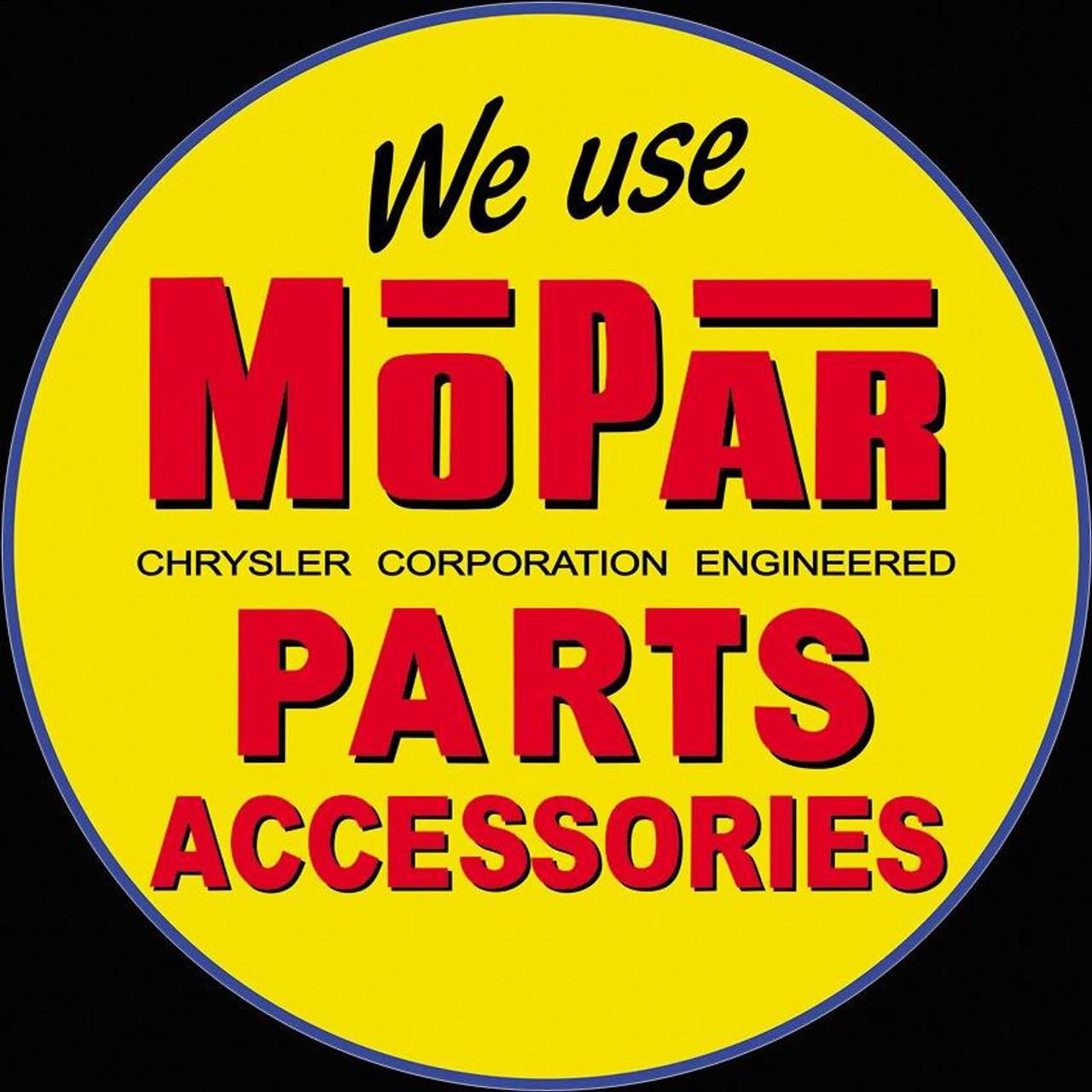 Mopar Mopar - P and A