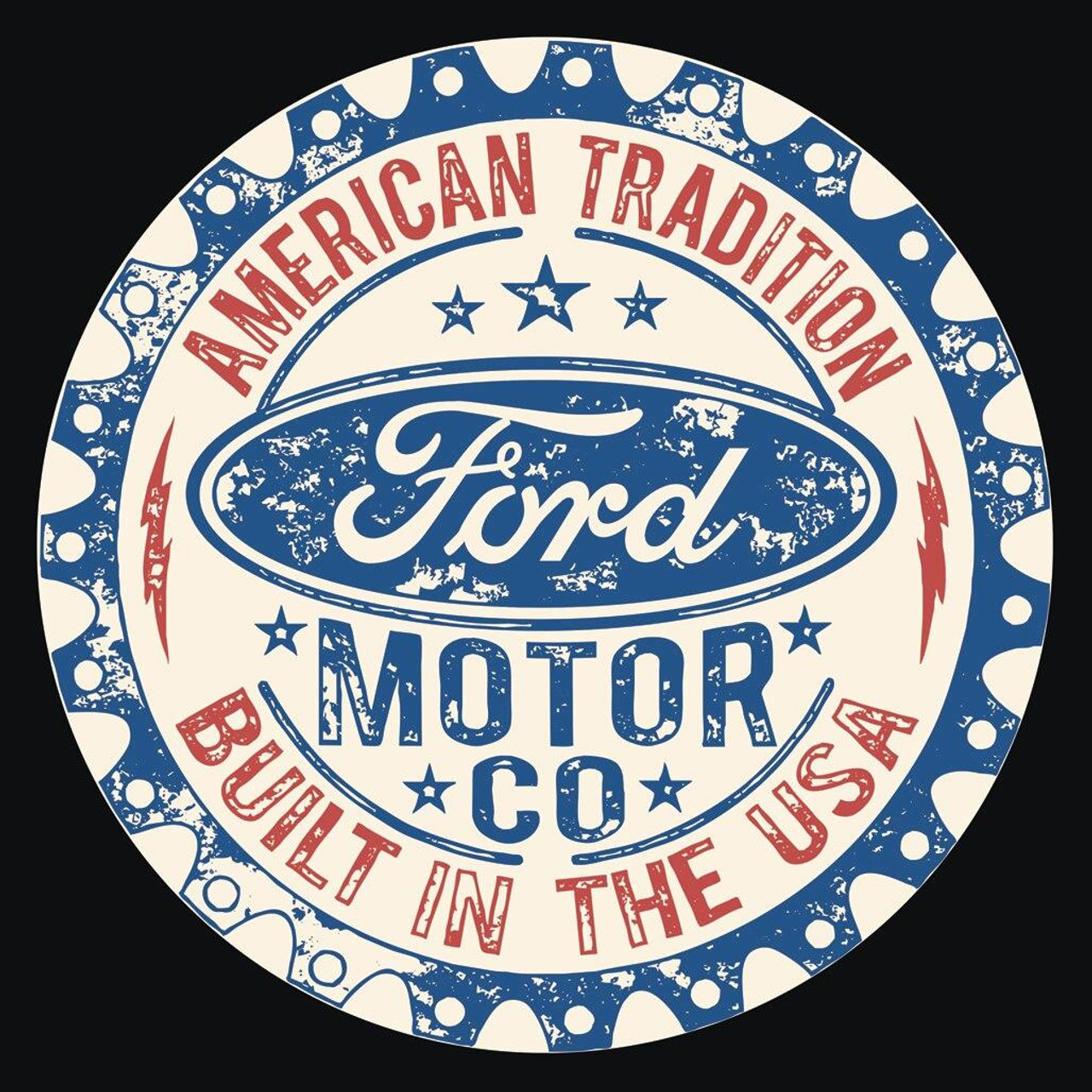 Ford Ford - Built in USA