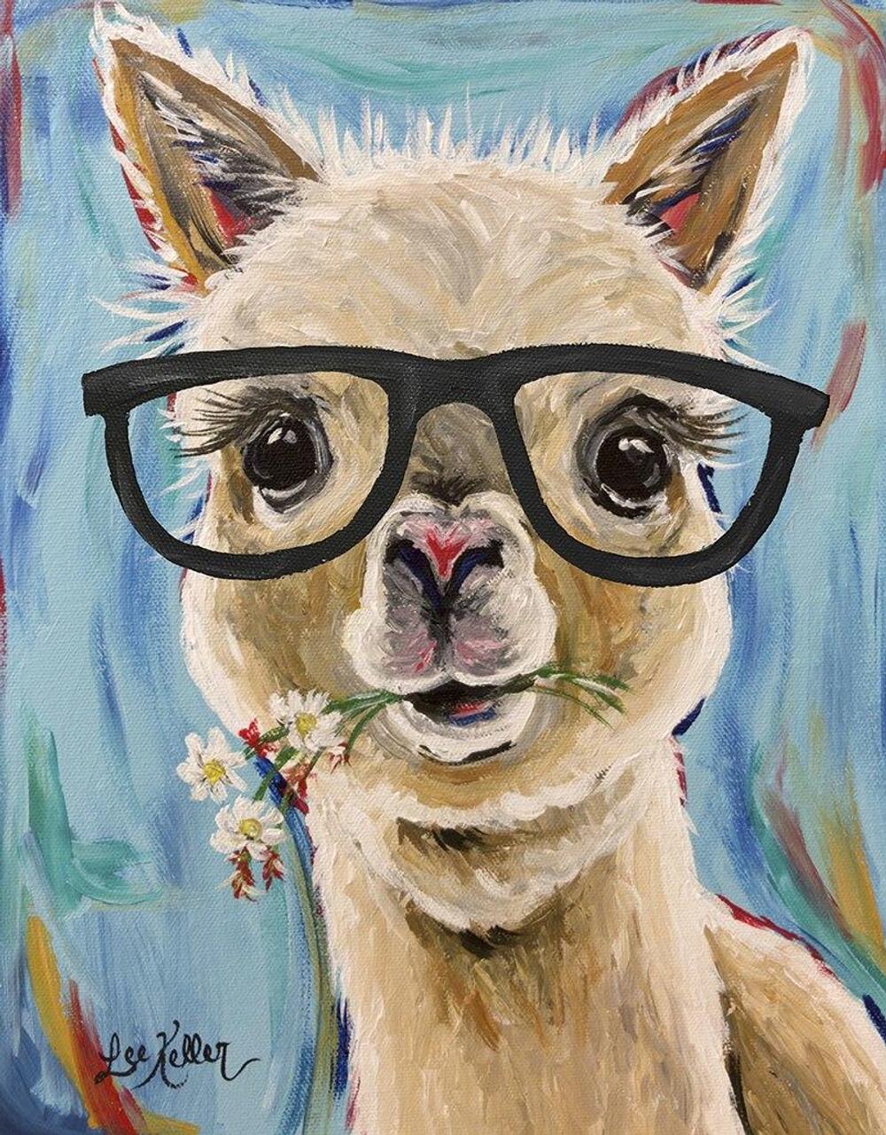 Alpaca Glasses