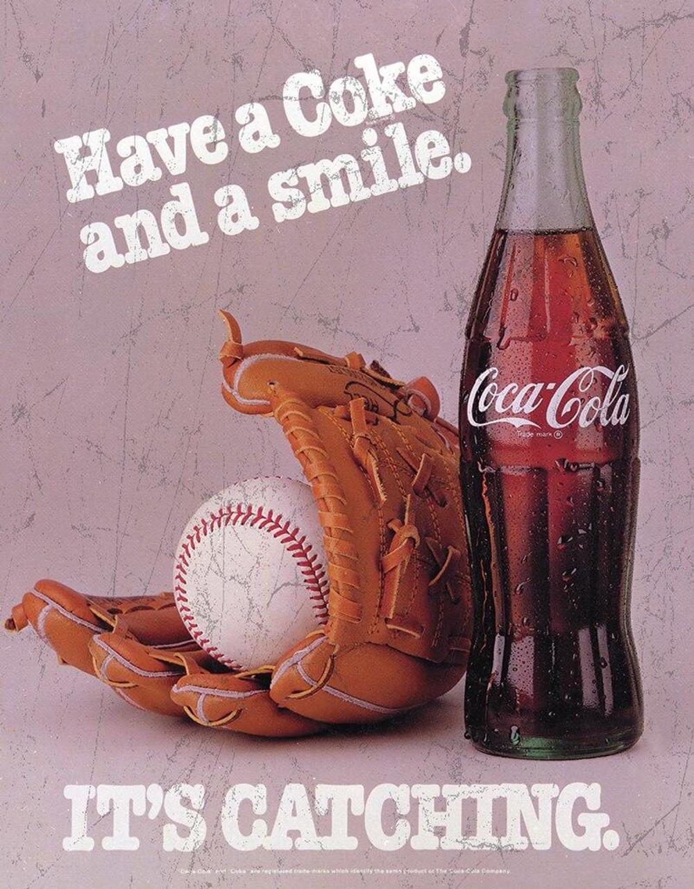 Coca-Cola Coke Catching
