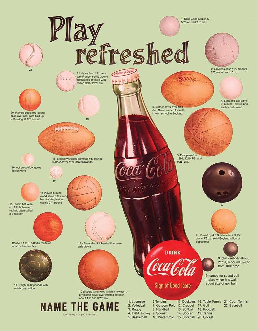 Coca-Cola Coke Play