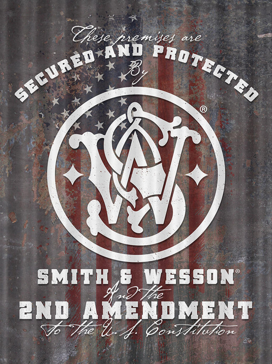 Smith and Wesson Corrugated - Smith and Wesson