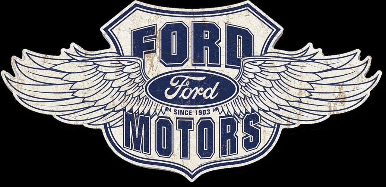 Ford Ford Winged Logo